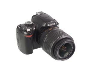 Nikon D60 mit VR 18-55mm
