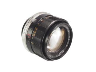Olympus G.Zuiko 1,4/50mm M42