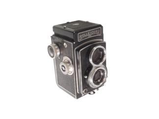 Rolleicord mit Xenar 3,5/75mm