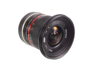 Samyang 2,0/12mm Sony E-Mount