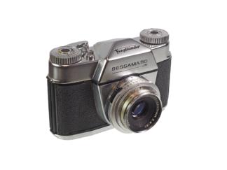 Voigtländer Bessamatic M + Lanthar 2,8/50mm