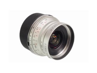 Voigtländer Color Skopar 4,0/21mm M39/M