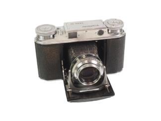 Voigtländer Vito III + Ultron 2,0/50mm