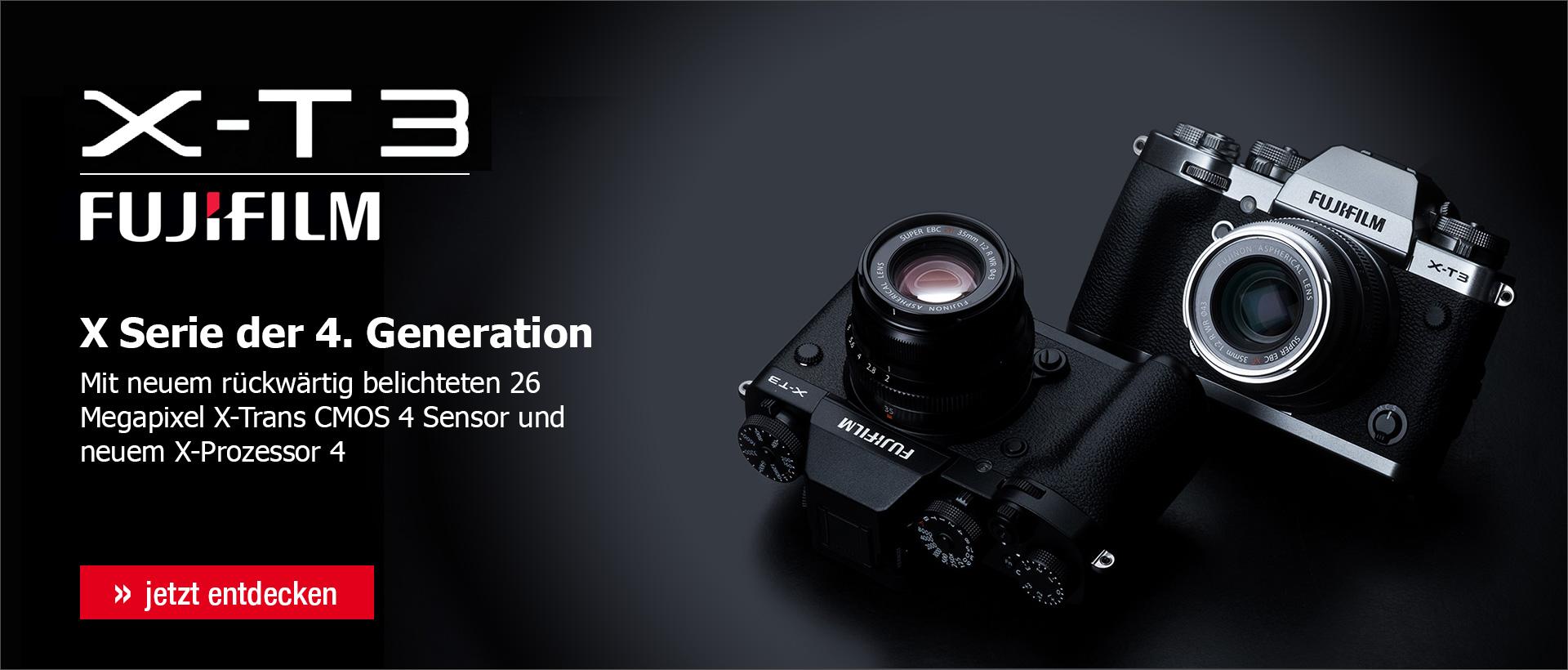 Fuji X-T3 @ Photohaus.de