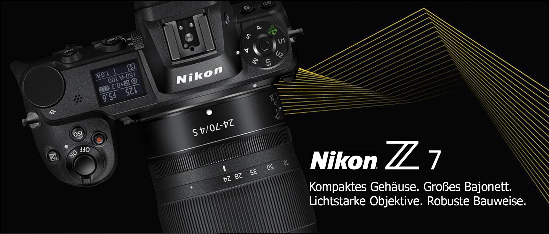 Nikon Z7 Photohaus
