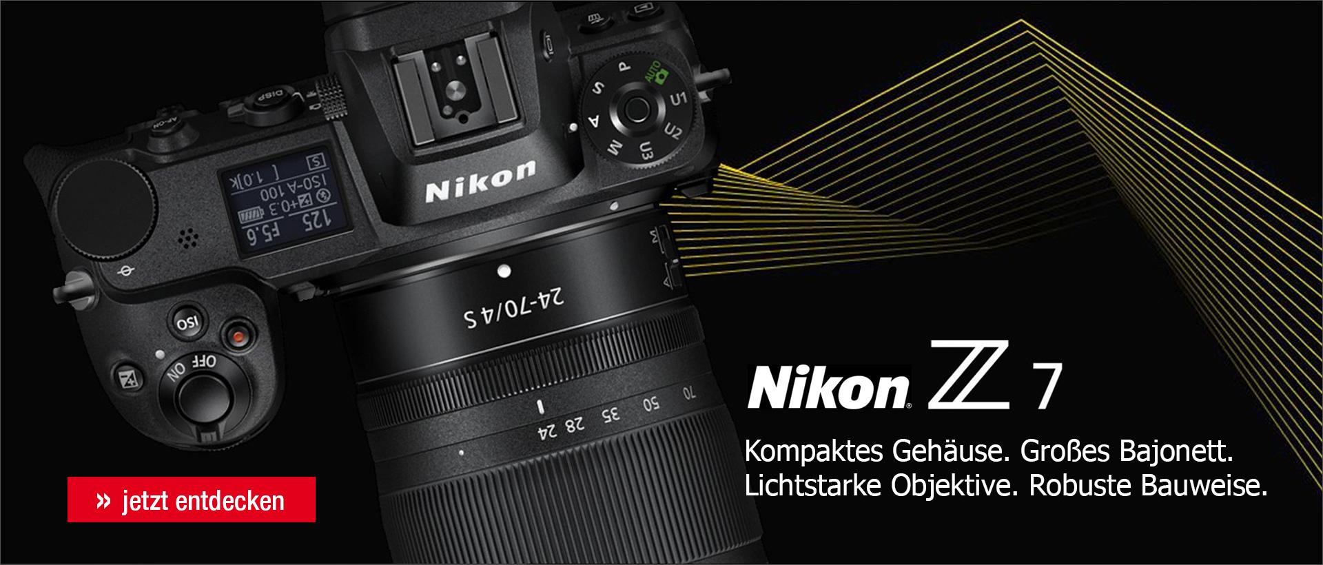 Nikon Z7 @ Photohaus.de