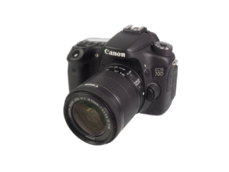 Canon EOS 70D + EF-S 18-55mm IS STM