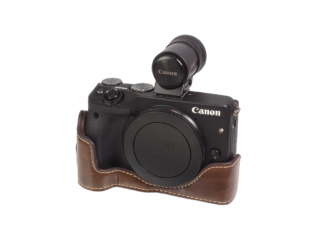 Canon EOS M3 Gehäuse + EVF-DC2