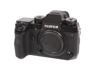 Fuji X-H1 Gehäuse