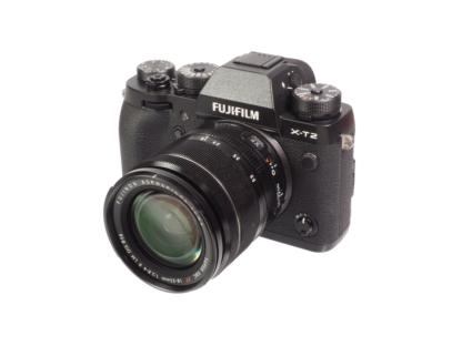 Fuji X-T2 + 2,8-4/18-55mm