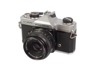 Fujica ST605 + 2,2/55mm
