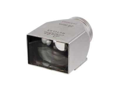 Leitz 28mm Sucher chrom