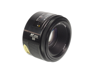 Minolta AF 1,7/50mm