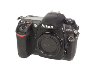 Nikon D200 Gehäuse