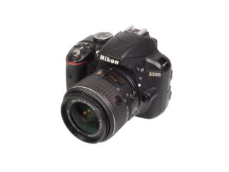 Nikon D3300 + 3,5-5,6/18-55mm VR II