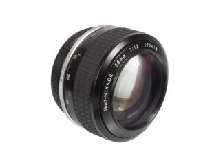 Noct-Nikkor 1,2/58mm