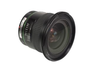 Pentax DA 2,8/14mm