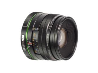 Pentax DA 2,8/35mm Macro Limited
