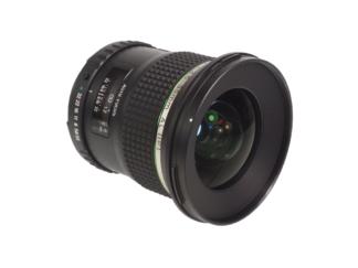 Pentax DFA 645 3,5/35mm AL