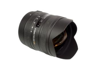 Sigma DC 4,5-5,6/8-16mm Nikon AF-S