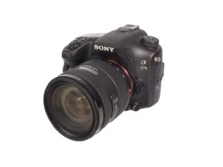 Sony Alpha 77 II + DT 2,8/16-50mm
