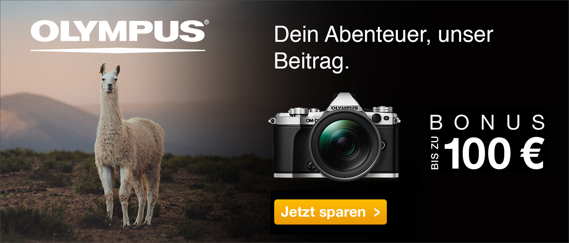 Olympus Herbst Promotion 2018