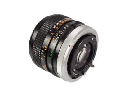 Canon FD 1,4/50mm ssc