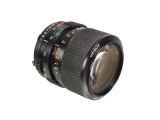 Minolta MD 3,5/35-70mm Macro