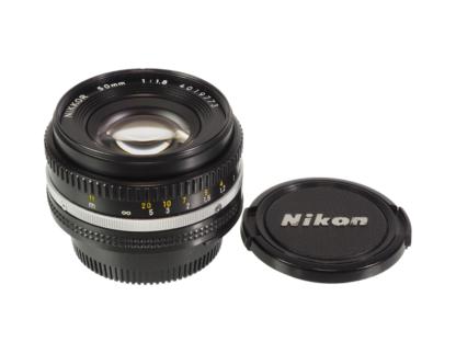 """Nikkor 1,8/50mm Ais """"Pancake"""""""