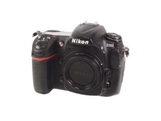 Nikon D300 Gehäuse
