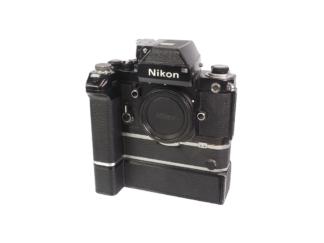 Nikon F2 photomic + MD-2