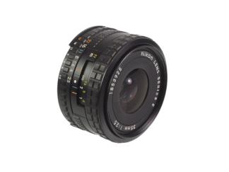 Nikon Serie E 2,5/35mm AIS