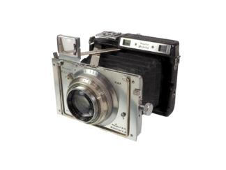 Paubel Makina III 6x9 + 3 Objektive