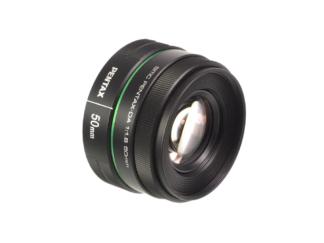 Pentax-DA 1,8/50mm