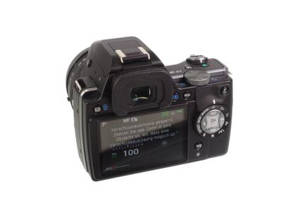Pentax KS-1 + 18-50mm