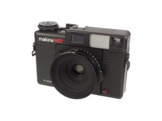 Plaubel Makina W67 + Nikkor 4,5/55mm