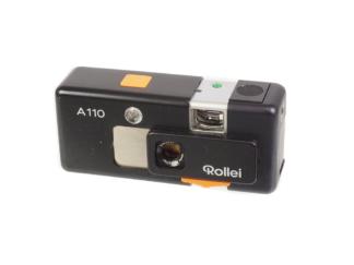 Rollei A 110 Poket Kamera
