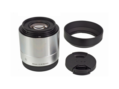 Sigma 2,8/60mm DN Sony E-Mount