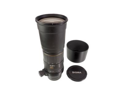 Sigma APO 5-6,3/170-500mm Sony A-Mount