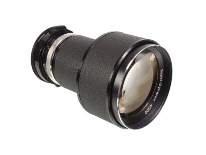 Super Dynarex 4/200mm Icarex BM