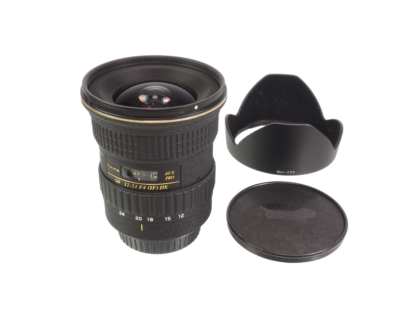 Tokina AT-X 4,0/12-24mm Canon EF-S
