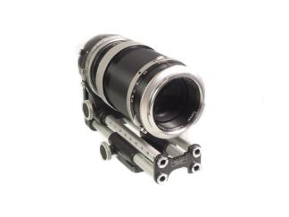 Zeiss Tessar 4,0/115mm + Balgen für Contarex