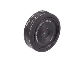 Canon EF-S 2,8/24mm STM