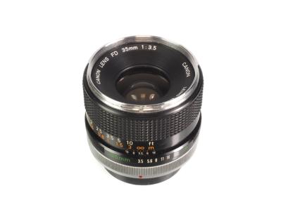 Canon FD 3,5/35mm s.c.