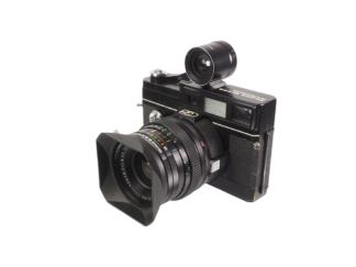Fujica GL690 + SW 5,6/65mm + Sucher