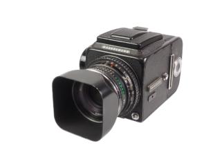 Hasselblad 500C/M + 2,8/50mm T*