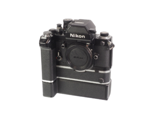 Nikon F2 AS DATA + MD-2 + MB-1