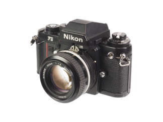 Nikon F3 + 1,4/50mm