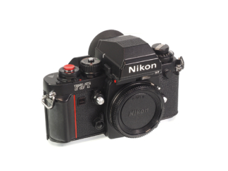Nikon F3 Titan Gehäuse
