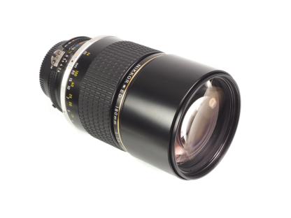 Nikon Nikkor 2,8/180mm ED AIS